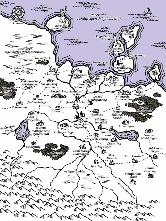 L3T - Landkarte